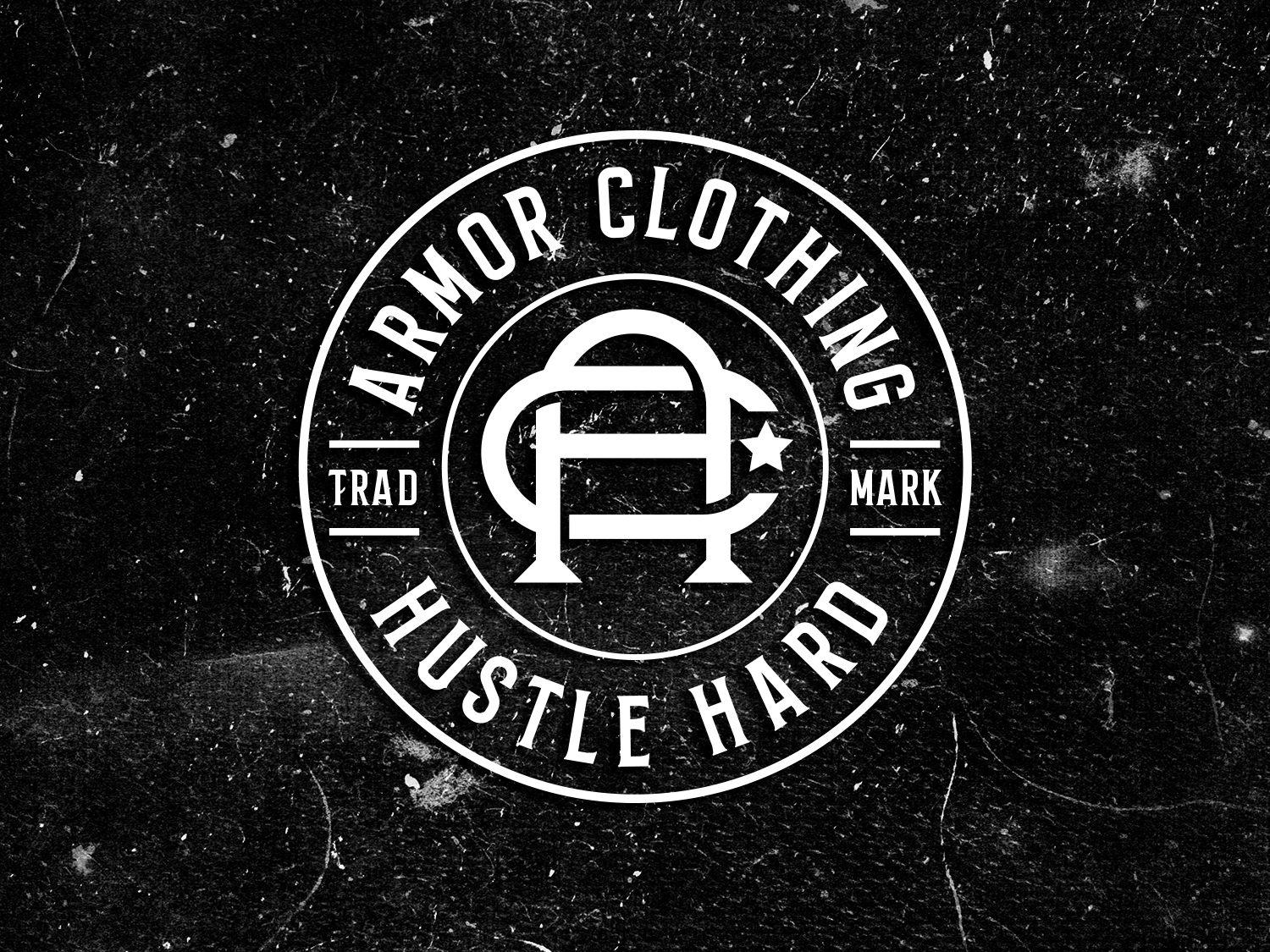 Armor Clothing black clothing company badge clothing label clothing brand apparel design apparel brand clothing line