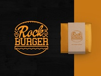 Rock Burger Logo