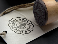 Branding exploration for Burbel Reef fish & chips
