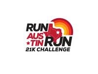 Austin Run 21k logo