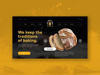 Breadbox Above the Fold concept