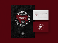 Oldtown Beef Jerky Co. Branding