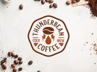 Thunder Bean Logo