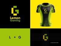 Lemon Gaming Branding