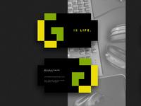 Lemon Gaming Business Card
