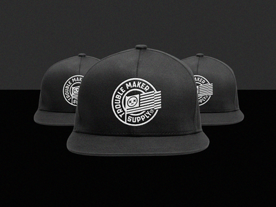 Trouble Maker Supply Co. Snapback Design