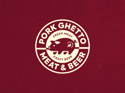 Pork Ghetto Logo