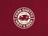 Pork Ghetto Logo