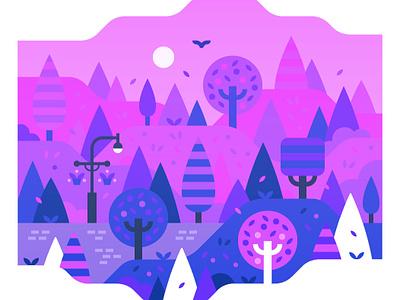 First shot ui design illustration