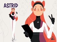 Animagic Crew - Astrid