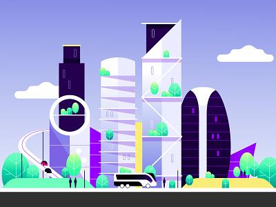 ALBOPOLIS design mograph 2d motion graphics concept art concept photoshop illustration animation
