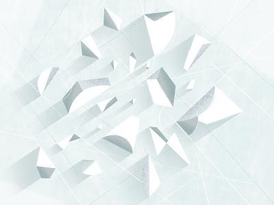 Broken into pieces broken piece pieces motion graphics concept concept art photoshop illustration