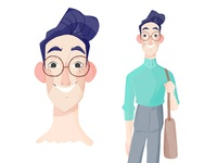 Character Development - Josh