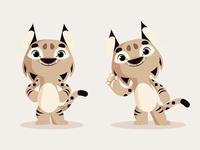 Kinzoo - Bobcat