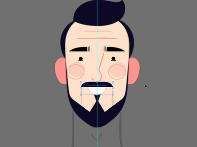 NEW ANIMATED E-MAIL SIGNATURES! vector design character 2d character design illustration animation