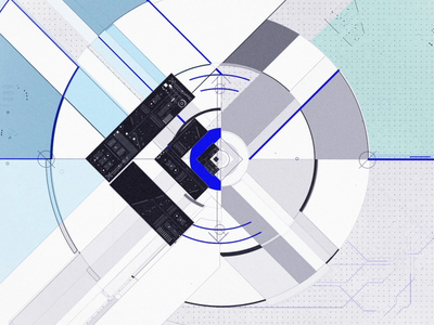 Out of chaos motion graphics design concept concept art animation