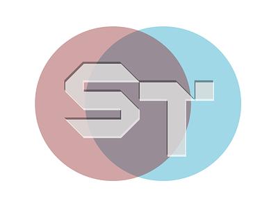 Stereo Thinking logo experiment