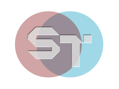 Stereo Thinking logo experiment