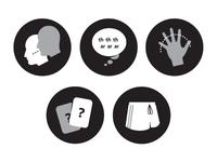 Keytime Icons