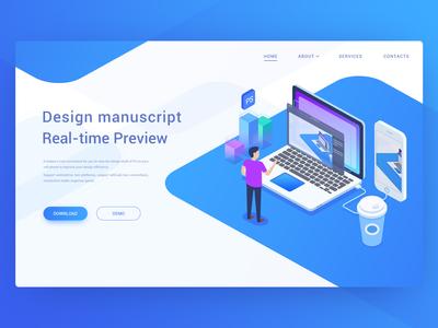 Design Preview Illustration