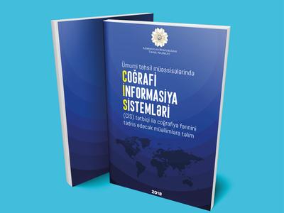 GİS_book_cover design