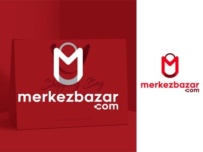Merkezbazar Logo Logomandesign 01