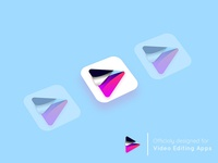 Video Editing App Icon