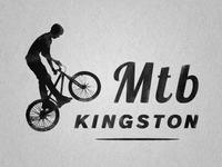 Mountain Bike Kingston Logo