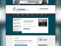 Kingston Chamber of Commerce Website