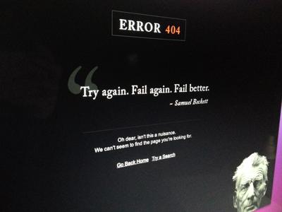 Error404page
