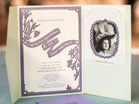 Printed Invite