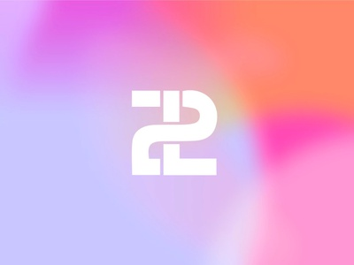 L2 STUDIO logodesign logotype minimal app vector illustration design logo branding