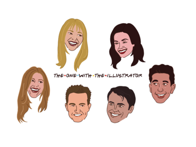The One With The Illustrator