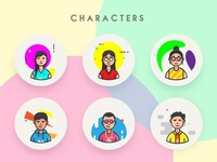 Characters part-1