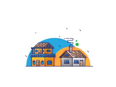 Village house v1