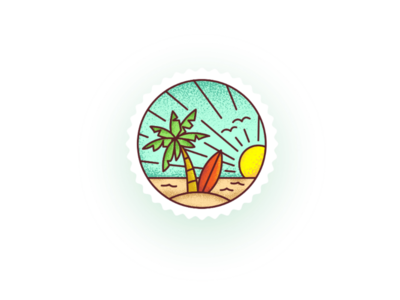 Beach side 🌊🏖️