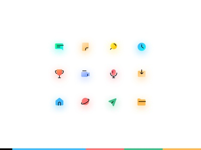 Candy Styled Icons 😋