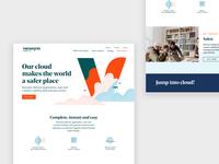 Website & Branding Concept