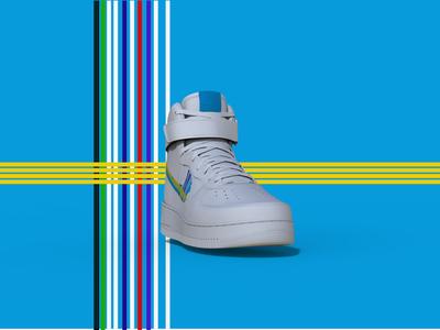 Nike x Nwenda