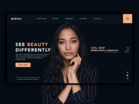 Beauty Shop Concept