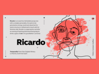 Wine Label - Ricardo