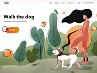 Walkie-doggie