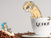 Genot Series - Life of Pi