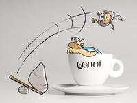 Genot Series - Asterix & Obelix