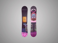 Camões Snowboard