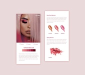 Makeup Product Store