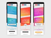 Promoción mobile - Cablevisión / Fibertel