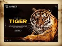 Wildlife - Save The Tiger