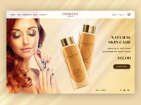Design for cosmetic brand products