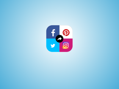 Social Media Share Button